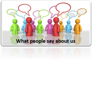 what-people-say